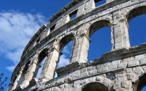Istra, Amphitheater in Pula