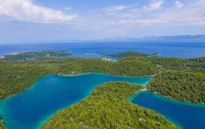 Dalmacija, Otok Mljet
