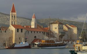 Dalmatia, City of Trogir, City Center
